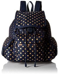 099b818acfb94 LeSportsac Peanuts Snoopy Voyager Backpack - Lyst