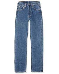 Levi's Levis Jeans Levis 501 Bleu
