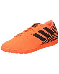 d2808a1db adidas - Nemeziz 17.4 In Sala Footbal Shoes - Lyst