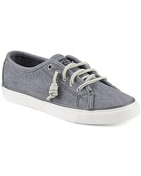 Sperry Top-Sider - Seacoast Waxy Fashion Sneaker - Lyst