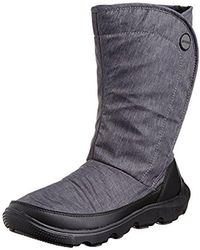 Crocs™ - Duet Busy Day Boot W - Lyst