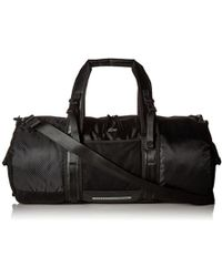 Lacoste - Match Point Nylon Duffle Bag - Lyst