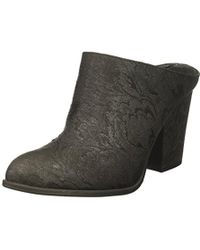 Kenneth Cole Reaction - Tap Dance Slip Shootie With Western Heel-fabric Ankle Bootie - Lyst