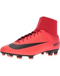 f08b025325c Nike Mercurial Victory Vi Df Fg Men s Football Boots In Yellow in ...