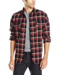Pendleton - Long Sleeve Classic-fit Buckley Shirt - Lyst