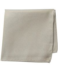 Ben Sherman - Core 100% Silk Pocket Square - Lyst