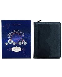 Ted Baker - Travel Wallet And Pen, Brogue - Lyst