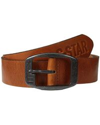 G-Star RAW - Ladd Belt, Cintura Uomo - Lyst