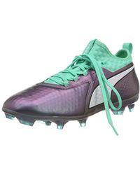 52a9003f0 PUMA One 4 Il Syn Fg Footbal Shoes for Men - Lyst