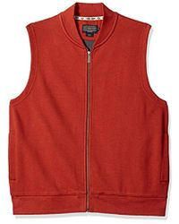 Pendleton - Alsea Zip Front Vest - Lyst