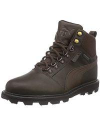 PUMA - Unisex Adults' Tatau Fur Boot Gtx Ankle - Lyst