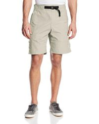 G.H.BASS - Explorer Cotton/nylon Elastic Short - Lyst