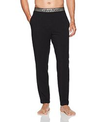 CALVIN KLEIN 205W39NYC - Customized Stretch Lounge Pant - Lyst
