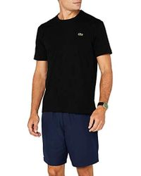 e86b59bd6 Lacoste T-shirt in Black for Men - Lyst