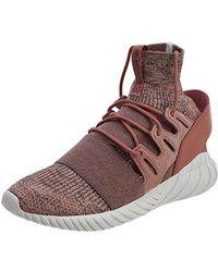 adidas Originals Tubular Doom Sock Pk Running Shoe - Multicolor