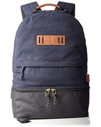 6551e0fdbc3eb Fossil - Herren Rucksack Summit - Dome Backpack Backpack - Lyst