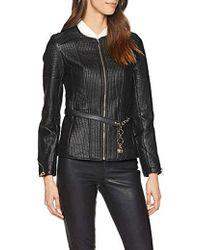 Guess Rachele Jacket Coat - Black