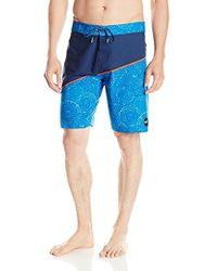 O'neill Sportswear - Hyperfreak Oblique 3 Boardshort - Lyst