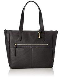 Fossil - Damen Tasche Fiona - Shopper Shoulder Bag - Lyst