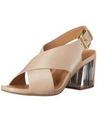 CALVIN KLEIN 205W39NYC - Loni Dress Sandal - Lyst