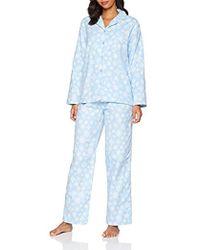 512f9e685 Benetton - Christmas Snowflake Pyjama Sets - Lyst