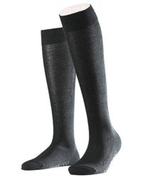 Falke - Family Cotton Knee High Socks - Lyst