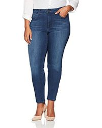 NYDJ - Plus Size Ami Skinny Legging In Sure Stretch Denim - Lyst