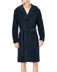 Tommy Hilfiger Cotton Towelling Bathrobe