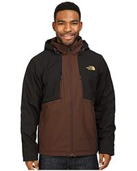 The North Face Apex Elevation Jacket Coffee Bean Brown/tnf Black Coat