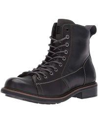 G-Star RAW - Roofer Black Fashion Boot - Lyst