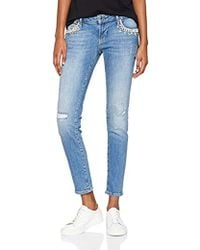 Guess - Beverly Skinny Jeans - Lyst