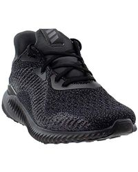 new york 994fa 3ff50 adidas - Alphabounce Em M, Core Blacknight Metalliccarbon, 10.5 Medium