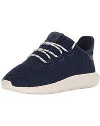 Lyst Adidas Originals Kids' Tubular Sneaker Shadow C Sneaker Tubular in Black for Men 33056d