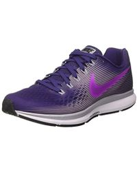 info for e96e1 707a7 Nike - Air Zoom Pegasus 34 Competition Running Shoes - Lyst