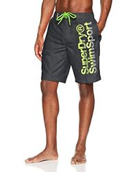 Superdry - Boardshort Shorts - Lyst