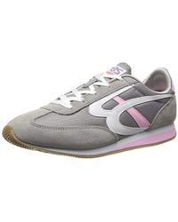 Skechers - Bobs From Sunset Fashion Sneaker 34166 Gray/pink 7 - Lyst