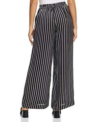 Kenneth Cole - Pull-on Wide Leg Trouser - Lyst