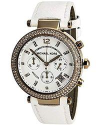 Michael Kors - Watches Parker Watch - Lyst