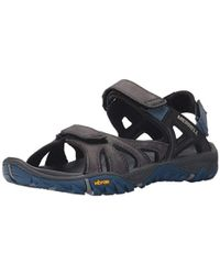 Merrell - All Out All Out Blaze Sieve Convert Hiking Sandals - Lyst