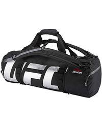 Reebok - Ufc Convertible Grip Duffle Bag - Lyst