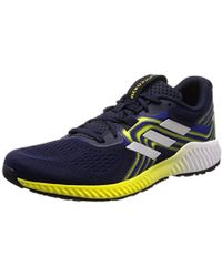 9b84bd322ace Adidas Aerobounce St M Men s Shoes (trainers) In Blue in Blue for ...