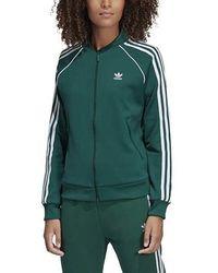 6d1d0ff7e5 Lyst - adidas Danielle Cathari Collection Green Tracktop in Green