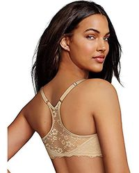Maidenform - One Fab Fit Extra Coverage Lace T-back - Lyst