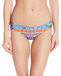Jessica Simpson - Bali Breeze Hipster Bikini Bottom - Lyst