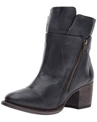 Freebird - Fb-carly Combat Boot - Lyst