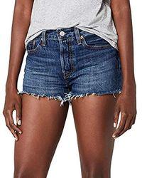 Levi's - 501 Short, Pantalones Cortos para Mujer - Lyst