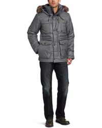 G-Star RAW - Whistler Hooded Field Jacket - Lyst