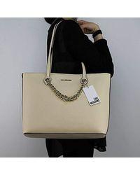 Love Moschino Jc4261pp05 Shopper Ivory Tu - Black