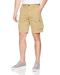 Timberland - Webster Lake Cargo, Pantalones Cortos para Hombre - Lyst