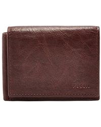 Fossil - Execufold Wallet - Lyst
